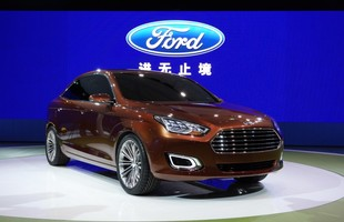 Ford wskrzesza Escorta