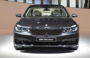 Frankfurt 2015: Samochody Produkcyjne
