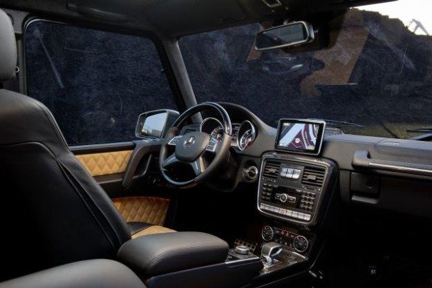 G65 AMG. Najszybsza terenówka świata!