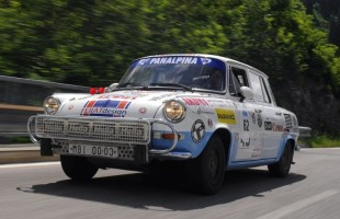Historia motorsportu: Skoda