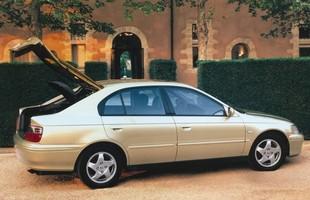 Honda Accord liftback ma bagażnik o identycznej pojemności co sedan
