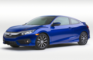 Honda Civic Coupe!