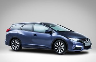 Honda Civic Tourer. Wraca kombi!