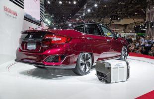 Honda Clarity Fuel Cel