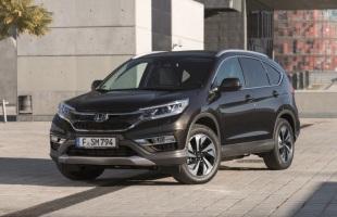 Honda CR-V po europejsku