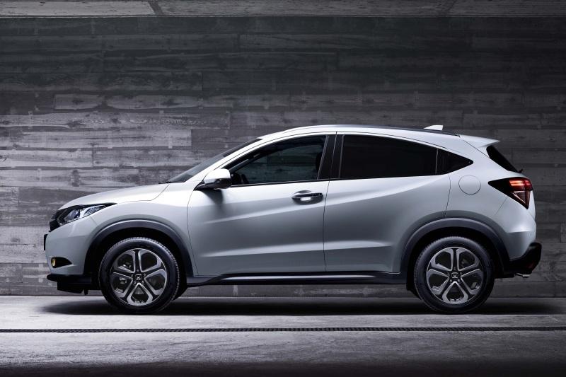 Honda HR-V po europejsku