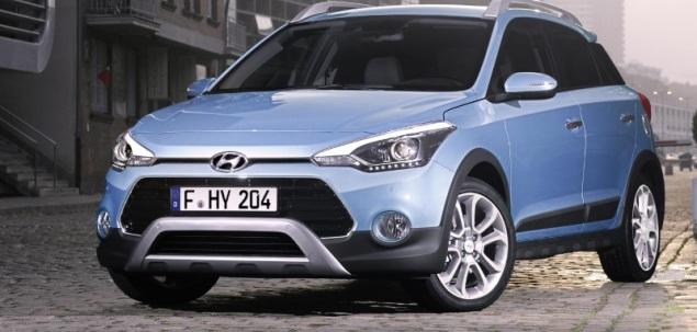 Hyundai i20 Active oficjalnie