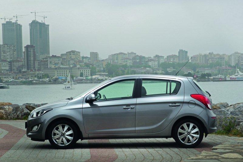 Hyundai i20 z gazem LPG