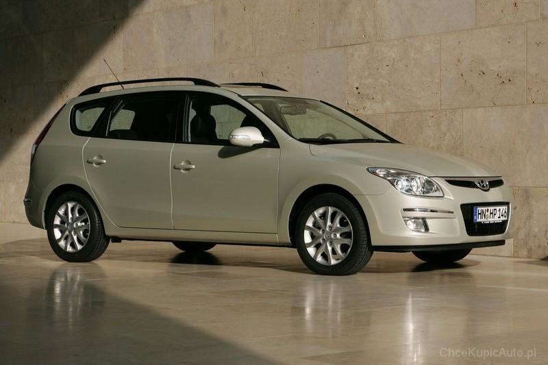 Hyundai i30. Warto, ale nie wszystkie