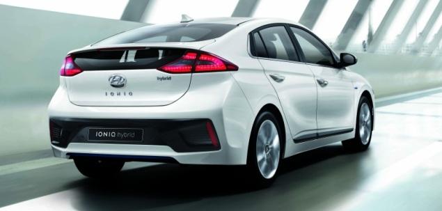 Hyundai IONIQ. Pierwsze zdjęcia i dane techniczne