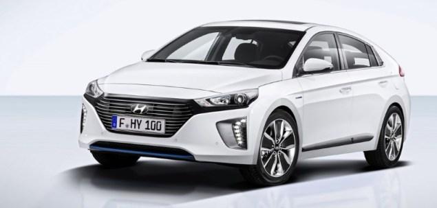 Hyundai IONIQ w pełnej krasie