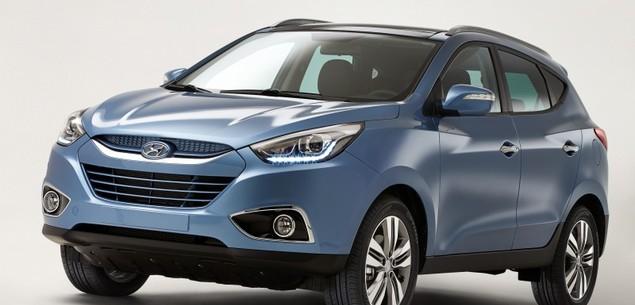 Hyundai ix35. Polski bestseller po liftingu