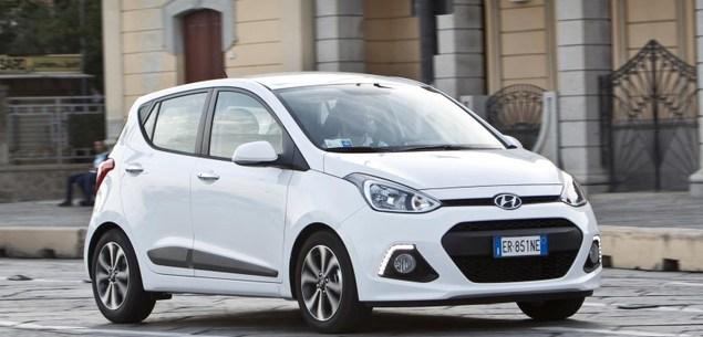 Oto cena nowego Hyundaia i10