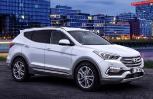 Hyundai Santa Fe po liftingu