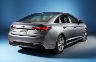 [Hyundai Sonata] Plug-in Hybrid