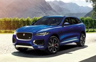 Jaguar F-Pace oficjalnie!