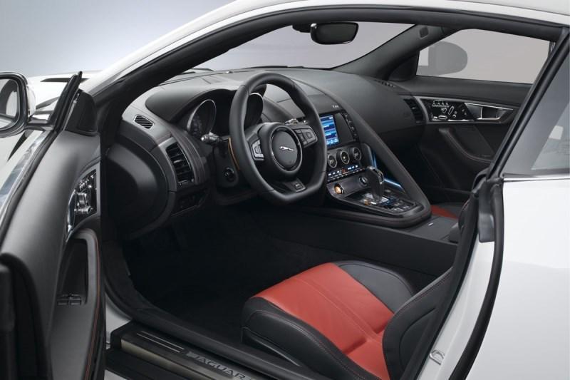 Jaguar F-Type Coupe.Tak mocnego nie było
