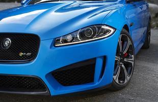 Jaguar XFR-S. Najszybszy kociak w historii!