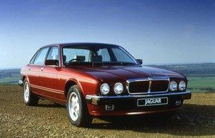 Jaguar XJ40 - tylko dla wybranych