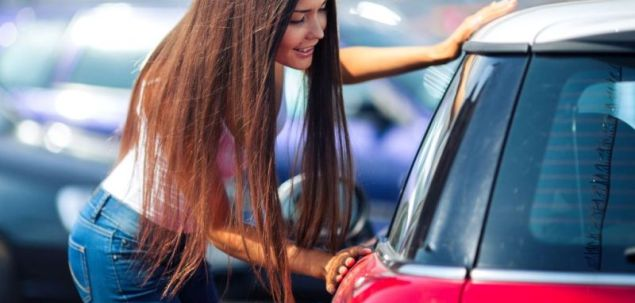 Najlepsze auta wg kobiet!