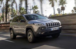Jeep Cherokee wjeżdża do Europy!