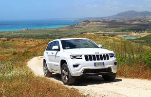 Jeep Grand Cherokee po liftingu