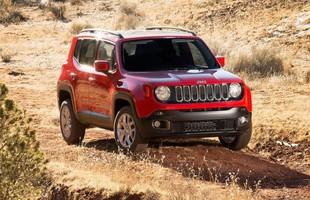 Jeep Renegade - w salonach przed końcem roku!