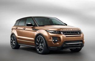 Jeszcze lepszy Range Rover Evoque