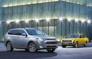 Jubileusz Mitsubishi. 40 lat działalności w Europie