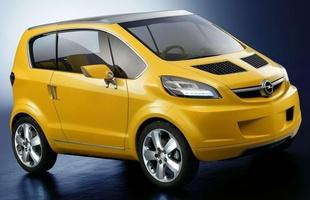 Opel Trixx - prototyp z... 2004 roku