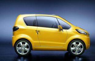 Junior - miejski Opel. Zastąpi Agilę?