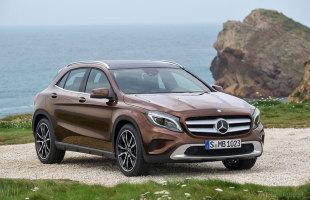 Kompaktowe Mercedesy przebojem