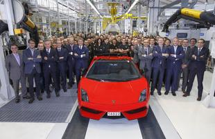 Koniec Lamborghini Gallardo!