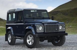 Koniec Land Rovera Defender