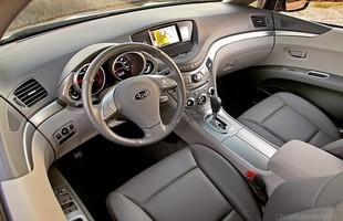 Koniec produkcji Subaru Tribeca