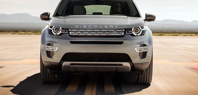 Land Rover Discovery Sport oficjalnie