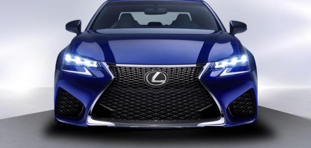Oficjalnie: Lexus GS F