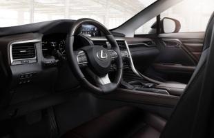 Lexus RX IV