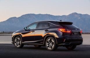Lexus RX IV generacji!