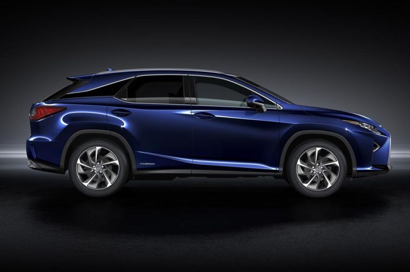 Lexus RX już w Europie