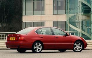 Lexus GS II generacji