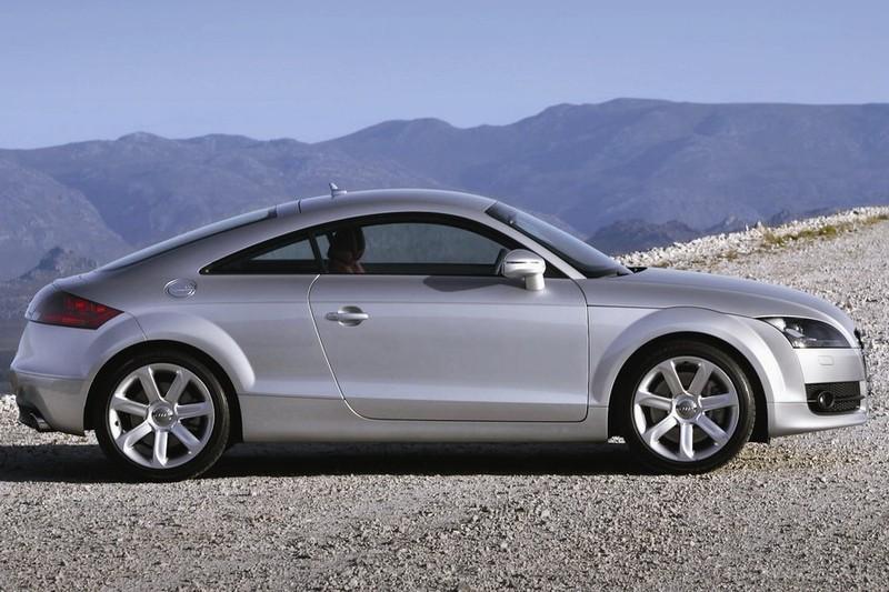 Aktualne Audi TT - najmniej awaryjne auto sportowe z przebiegiem 100-150 TV89