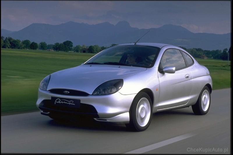 Małe coupe? Może Ford Puma