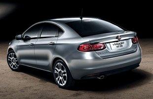 Fiat Viaggio budowany jest w Chinach