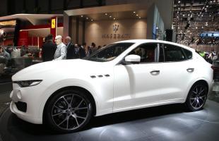 Maserati Levante. Silniki i dane techniczne
