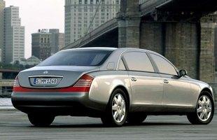 Maybach - największa wpadka Daimlera