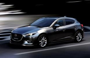 Mazda 3 po zmianach