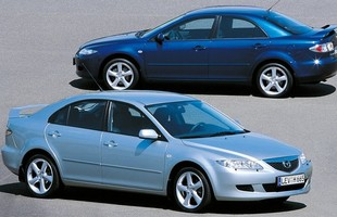 Mazda 6 - Japończyk ze skazą...