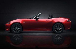 Mazda MX-5 oficjalnie!