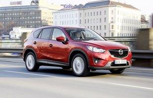 Mazda powalczy z Nissanem i Mitsubishi?